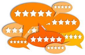 never use fake reviews